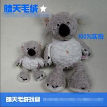 Sale Discount NICI plush toy stuffed doll cartoon animal kaola bedtime story birthday gift 1pc(China)