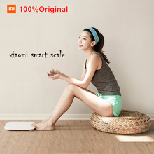 Stored in Europe Original XIAOMI MI Smart Weighting Scale XIAOMI Scale for Android iOS Devices Digital Household Scale