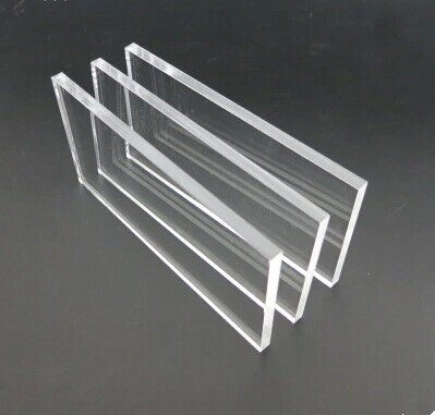 thickness of 5mm transparent acrylic plate organic glass plate DIY model toy building materials 200*300MM  free shipping<br>