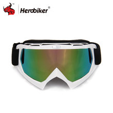 Hot Selling Glasses Eyewear Outdoor Sports Motorcycle Skate Ski Motocross ATV Off-Road Ski Snowboard Windproof Goggles T815-7