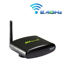 PAT-240 2.4G Audio and Video Single Receiver Only Support IR Remoter Wireless AV Sender with EU US UK AU plug for PAT240