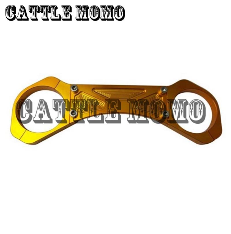 CNC Motorcycle Balance Shock Front Fork Brace For Honda CB1300 03-10 CB400 VTEC 2 3 4 For Kawasaki  ZRX400 ZRX1100 XJR400 XJR120<br><br>Aliexpress