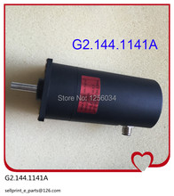 1 piece China post FREE SHIPPING offset machine heidelberg motor G2.144.1141A, G2.144.1141