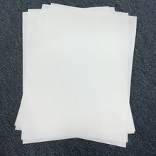 100 Sheets For Heat Press Machine Sublimation machine Ink Printer High Transfer Rate Mug Glass Rock A4 Sublimation paper(China)