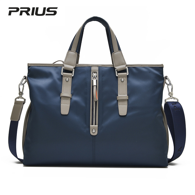 new spring/summer Oxford cloth cross Laptop bag section of portable computer bag fashion casual waterproof cloth shoulder bag<br><br>Aliexpress