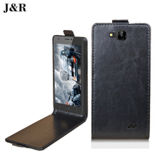 Luxury Filp Leather Case For Oukitel K7000 / S12 / Oukitel C3 Vertical Magnetic J&R Protective Mobile Phone Bags & Cases
