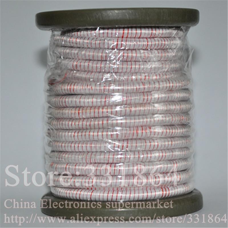 0.1mmX800 strands,(5m /pc) Mine antenna  Litz wire,Multi-strand polyester silk envelope  braided multi-strand wire<br>