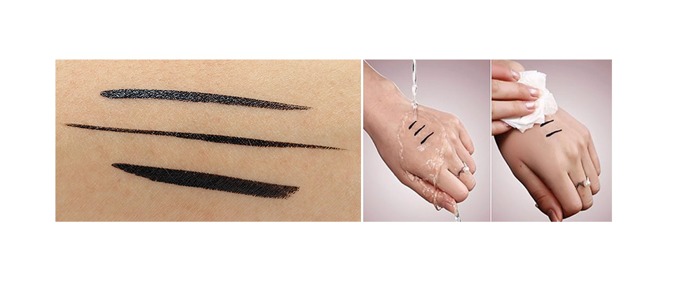 O.TWO.O Liquid Eyeliner Pencil Black Waterproof Professional Lasting Makeup Eye Liner Pen Pencil Easy To Wear Cosmetic Tools 6