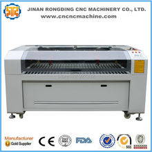 Long service time laser cnc machine, 1390 co2 laser machine price, 100 watts laser cutter(China)