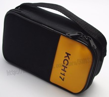 KCH17 Soft Carrying Case for Fluke multimeter 15B 17B 18B 115 116 117 175 177 179 101 106 107 705 707 51-2 52-II (FIT c35 C25)(China)