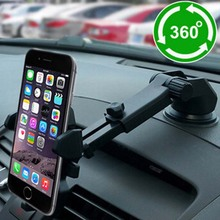Universal Car-styling Car Phone Holder Stents Flexible Long Stand Support Voiture For iPhone 5 6 7 Plus Xiaomi Redmi Samsung s7