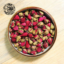 (LOONG)Fragrant Rose bud Flower Tea health care green food the products fragrance dried rose tea buds food 100g