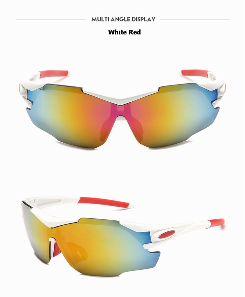 Anti-UV Cycling Men Women Glasses Bike Bicycle Glasses Outdoor Sports MTB Sunglasses Goggles Eyewear Myopia Frame AC0171 (6)