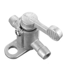 8mm 5/16 Inch Inline Motorcycle Fuel Tank Tap On/Off Petcock Switch For Quad Buggy Dirt Bike