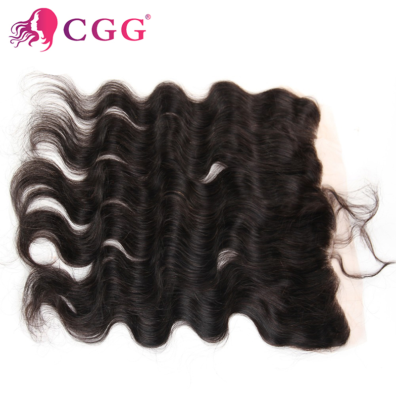 Cheap Peruvian Lace Frontal Closure Peruvian Virgin Hair Body Wave 13x4 Ear to Ear Lace Frontal With Baby Hair No Shed No Tangle<br><br>Aliexpress