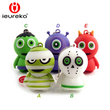New Cartoon Usb flash drive 4gb 8gb 16gb 32gb 64gb, Mummy pen drive u disk memory stick personalized mini Halloween Monster gift