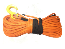 12mm x 50meters winch rope for ATV/UTV electric winch 4x4 off road accessories free shipping(China)