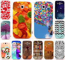 Balloon Love You Beer Moon Princess Plastic Phone Case Cover  For  Samsung Galaxy Grand 2 G7106 G7108 G7102 G7109 7106 7018 7102