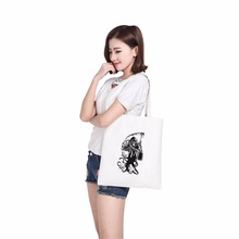 promotion waterproof canvas printing wholesale handbag distributors tablet sleeve carrying bag with shoulder strap animal prints(China)