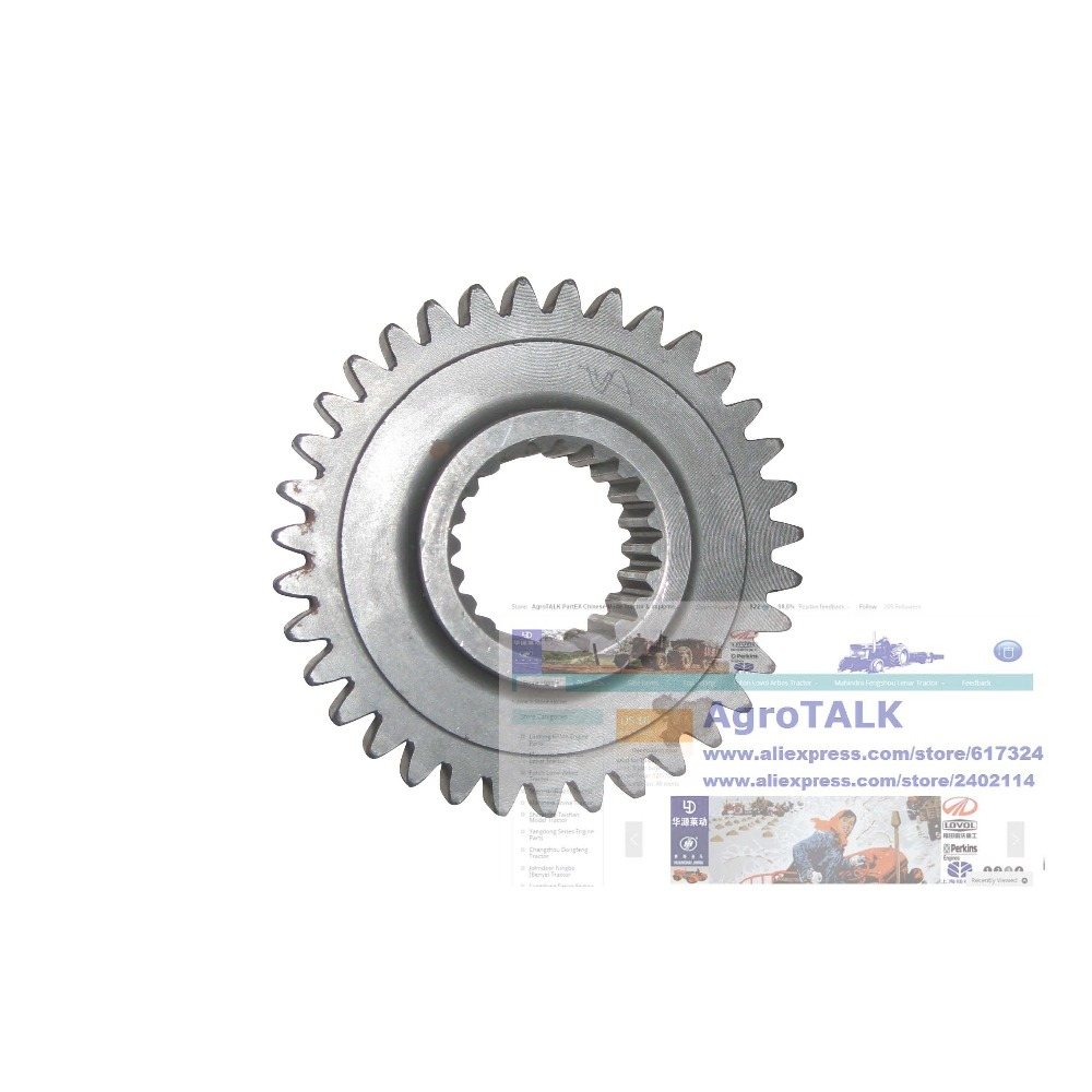 SG254.37.136, the driving gear III for China Yituo tractor SG254  <br>