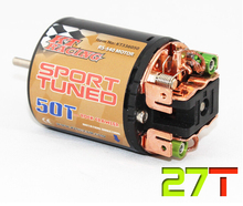 1:10 tractors climbing car RC4WD 27T Motor brushless motor can be changed(China)
