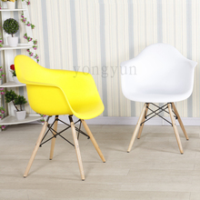 Living Room Furniture for Home Table Casual Plastic Dining Chair Leisure Chair Fashion Modern Bedroom Simple Modern 2PCS