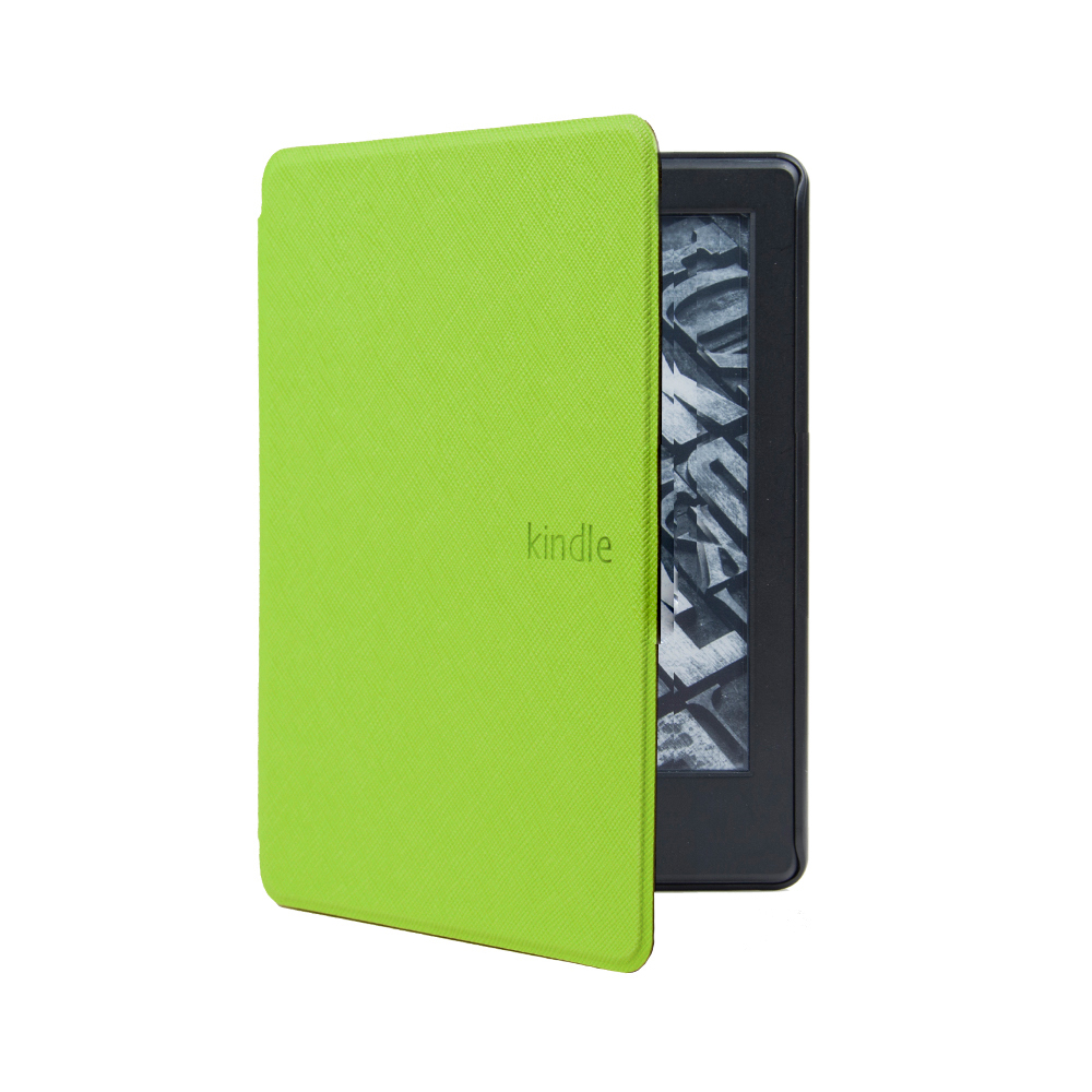 Kindle Paperwhite 4 green (2)