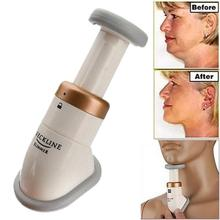 Portable Neckline Slimmer Face Neck Exerciser Chin Massager Skin Tool Jaw Reduce Double Thin Fat Burning