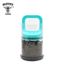 Extrusion Air Sealed Jar Glass Vacuum Jars Lid For Jars Food Glass Grains Herb Spice Container Storage Canister Kitchen Bottle