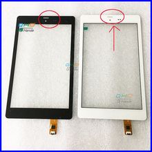New 8 inch Touch Screen Digitizer Glass For teXet TM-8048 tablet PC Free shipping(China)