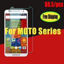20pcs/lot for MOTO G5/G/G2/G3/G4/G4 PLUS/G4 PLAY/Z/Z-FORCE/Z-PLAY/E/X/X PLAY Tempered Glass screen protector in OPP Bag 0.3mm