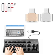 Olaf New Mini Micro Usb 2.0 OTG Cable Adapter Hub Converter For Tablet PC MP3/MP4 Cable For Samsung Galaxy HTC Sony LG Android