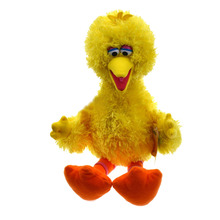 Sesame Street Big Bird Stuffed Animal 36cm Plush Toys(China)