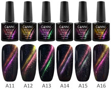 #70511  CANNI 3D Cat Eye New Product Nail Art Design Nail Gel Polish New 7.5ml Soak Off Gel Varnish UV/LED Color Gel
