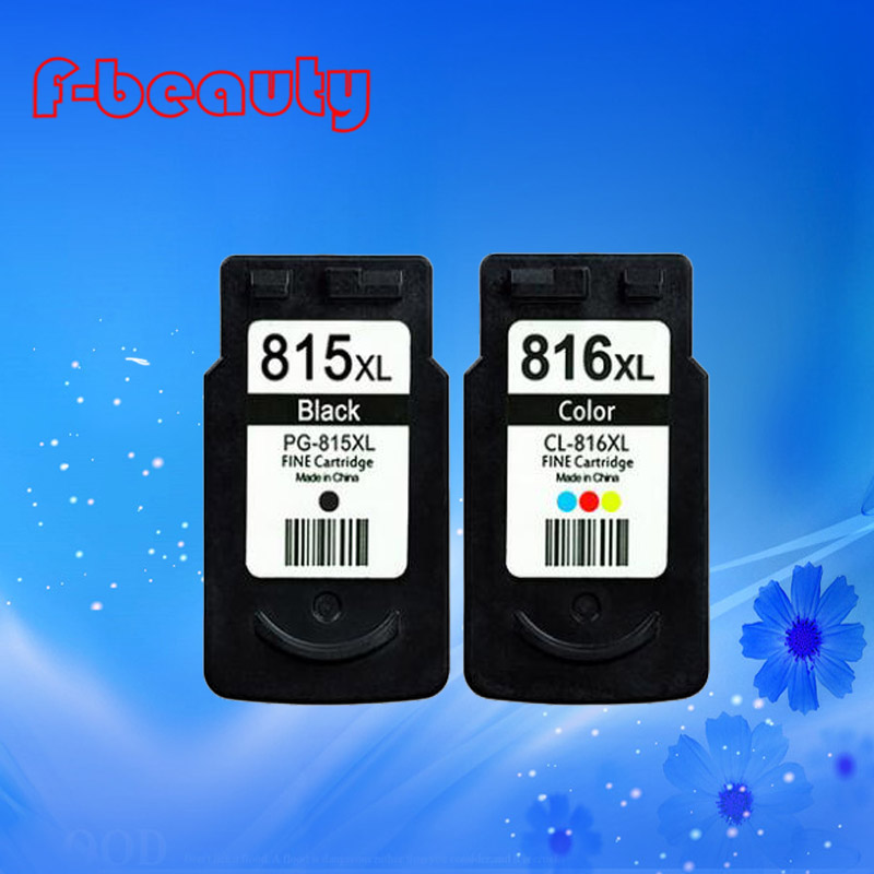 High quality PG-815 CL-816 ink cartridge compatible for Canon IP2780 2788 2700 MX348 358 368 MX428 MX418 MP259 288 498 250 MP236<br>
