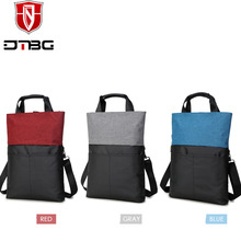 DTBG 15.4 Inch Men Women Shockproof Fashion Laptop School Briefcase Shoulder Bag for Macbook Pro Air HP Lenovo ASUS DELL Tablet