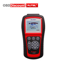 Original Autel MaxiService OLS301 Oil Light and Service Reset Tool OBD2 Code Scanner Internet Update DHL Free(China)