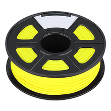 Filament 3D Printing Materials Spool of 3D Filament ABS 1Kg With NO Air Bubbles for RepRap MakerBot Ultimaker (3.00mm, Yellow)(China)