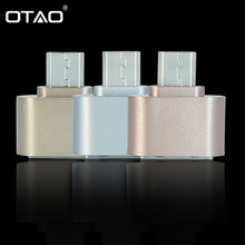 Mini Micro USB OTG Adapter Converter Mobile Phone Camera Tablet OTG Cable for Samsung Android OTG Card Reader Adapter