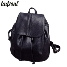 Ladsoul New Women Backpack Casual Student Backpack Good Quality Ladies Backpacks Women Travel Rucksack Travel Backpacks C4047/g