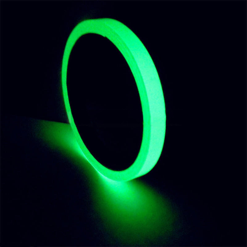 Mayitr 15MM 1M Luminous Tape Self-adhesive Warning Night Vision Tapes Glow In Dark Safety Sticker Home Decoration Tapes
