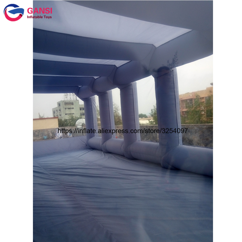 inflatable spray booth16