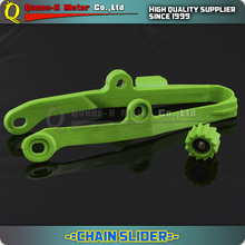 Chain slider guide with roller for motorcycle KAWASAKI KX250F KX450F 2009-2016 KX 250 450 F 250F 450F 09-16 Dirt bike motocross