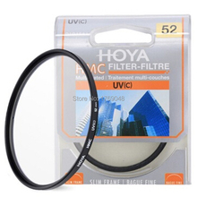 52mm Hoya HMC UV (C) Slim Digital SLR Lens Filter As Kenko B+W