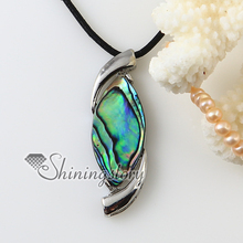 chili pepper olive rainbow abalone oyster shell silver plated necklaces pendants 2013 cheap fashion jewelry