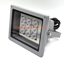 9 PCS LED 50M Distance IR Infrared Illuminator light lamp For CCTV security camera DC/AC 15-90 Degrees Angle Optional (SI-9IR)