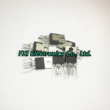 Free shipping 5pcs/lot L200C voltage current regulator Regulator TO220-5 new original(China)