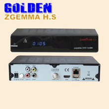 1PC original Zgemma star H.S HD Satellite Receiver Original Linux Enigma2 DVB-S2 dvb s2 Single Tuner Free Shipping ZGEMMA-star