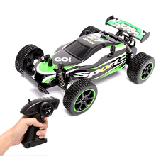 Newest RC Car Electric Toys Remote Control Car 2.4G Shaft Drive Truck Control Remoto Drift Car Kid Gift ty0015(China)