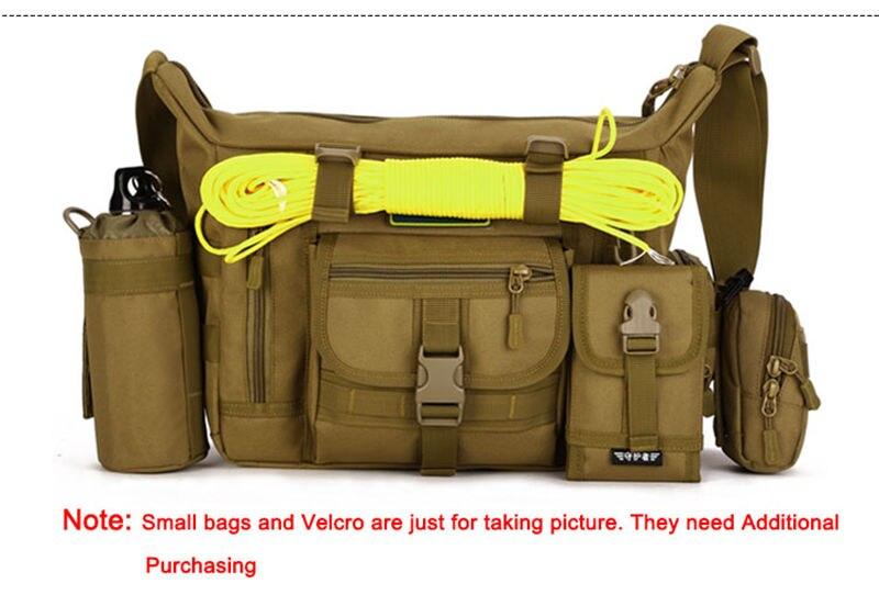 Molle Week's bag Tactical 9